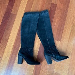 Vince Camuto Madolee Over The Knee Suede Boots